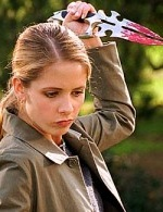 Buffy knife